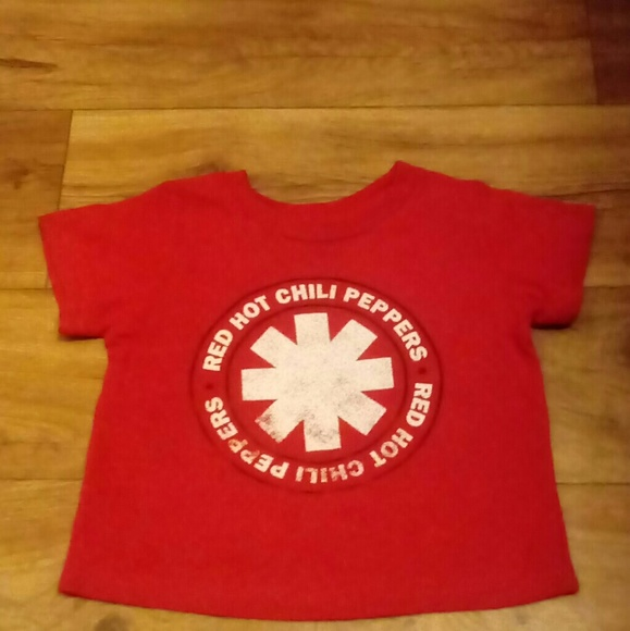 kids tee Red Hot Chili Peppers baby